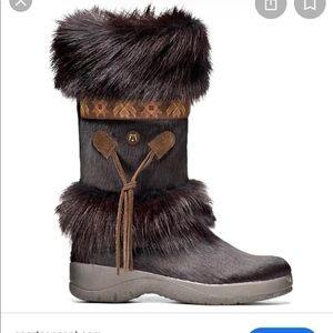 NWOT Tecnica skandia winter boots size 71/2
